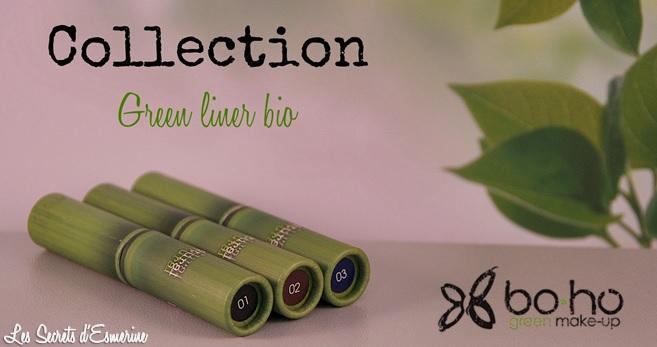 avis Green Liner Bio de Boho Green Makeup