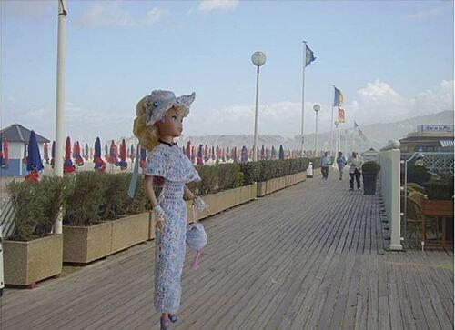 modèle 'Deauville'