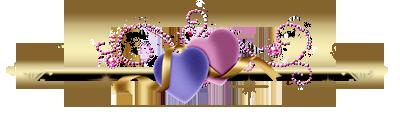 barres de séparation png st valentin