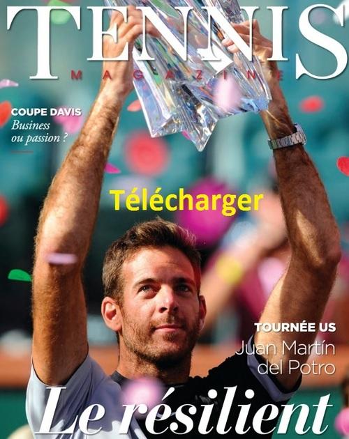 Tennis Magazine N°496