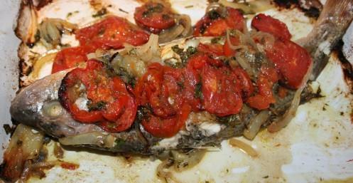 poisson four coriandre et curry vert 04 10