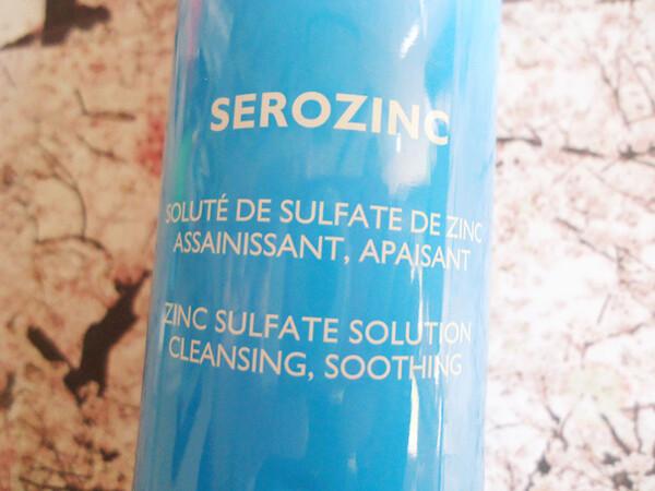Ma peau est 'addict' au zinc !