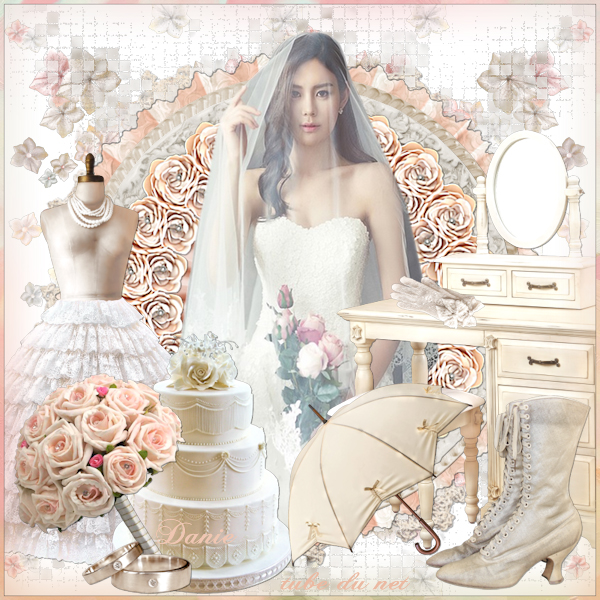 Tuto La mariée pour Angelface...forum