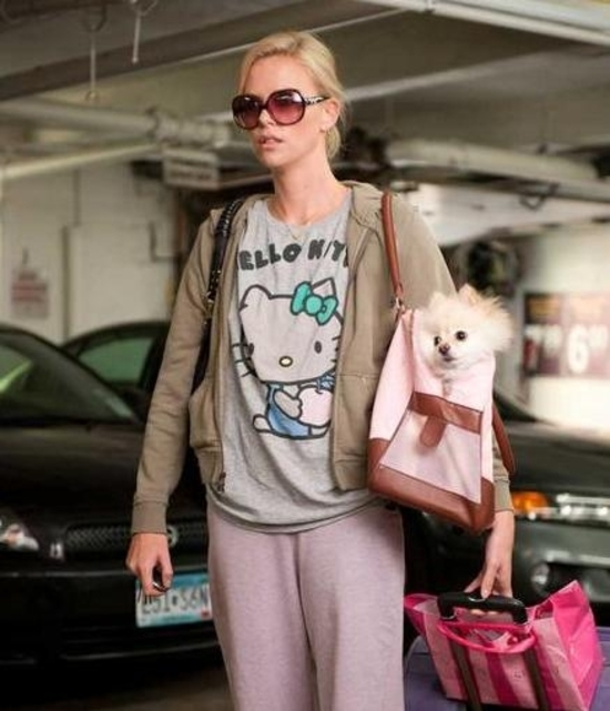 young adult movie charlize theron