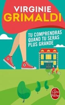 Tu comprendras quand tu seras plus grande, de Virginie Grimaldi, lecture voyages sur un mot roman avis littéraire chronique livre