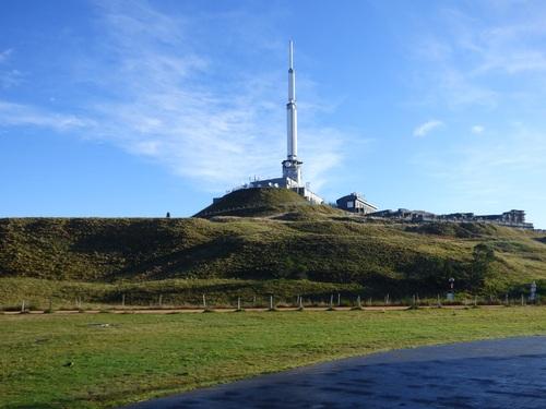 Rando le Puy de Dôme et le Puy Pariou .Clichés de Roland
