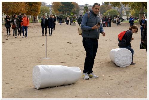 FIAC 2015. Jardin des Tuileries