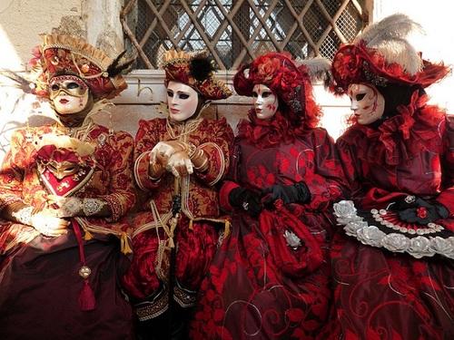 Destination Carnaval de Venise ... !!!