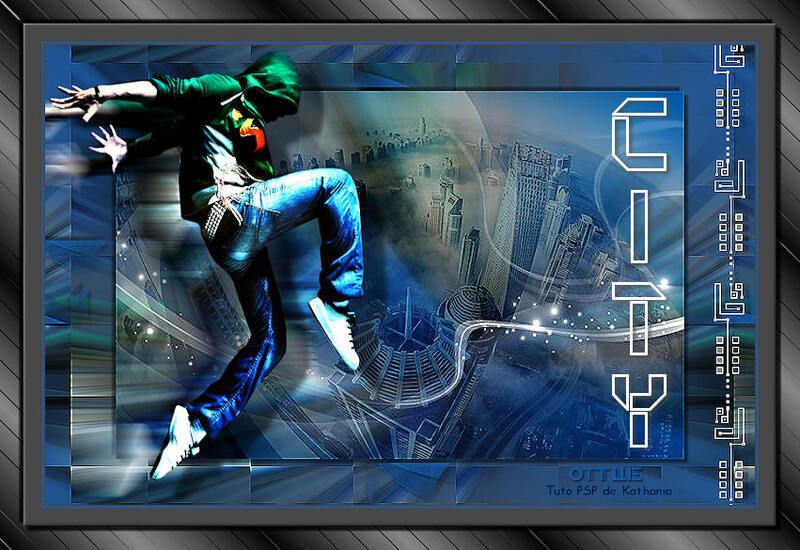 CITY  (11/2015) tutoriel PSP