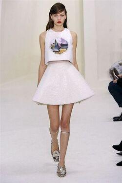 Echantillons de la nouvelle collection Dior !!