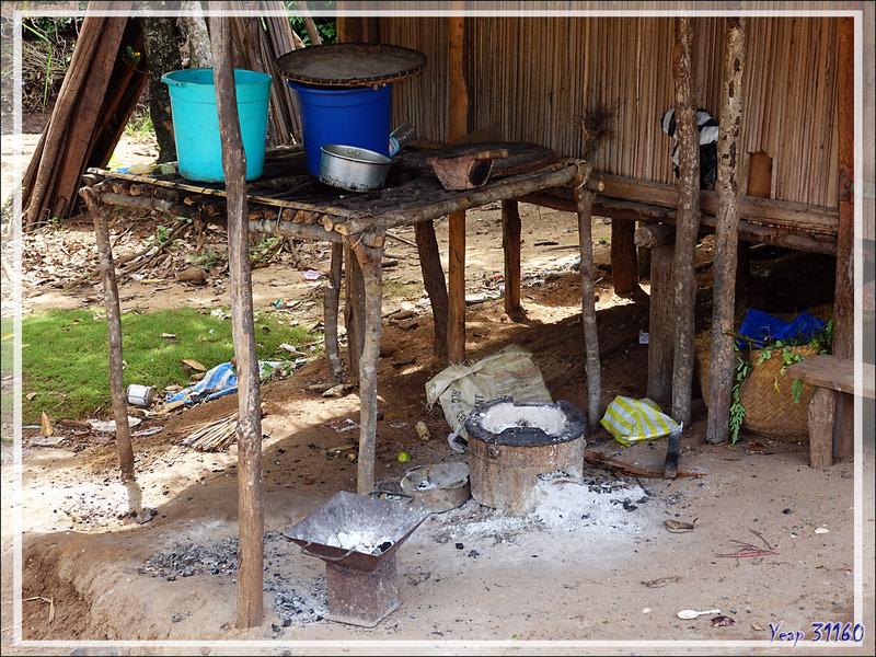 La vie de tous les jours à Antanambe - Nosy Sakatia - Madagascar