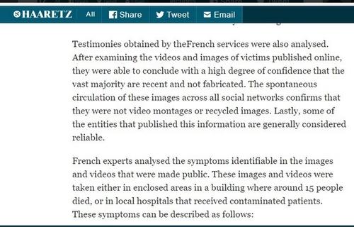 Syrie visée: Au secours, le docteur Folamour est en France, il s'appelle Emmanuel Macron !