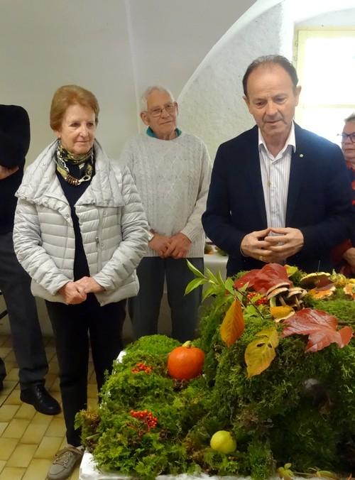 Une bien belle exposition mycologique a eu lieu à Châtillon sur Seine le week-end dernier....
