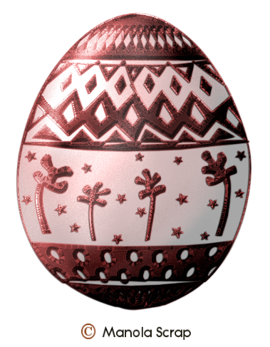 Oeufs de Pâques page 1