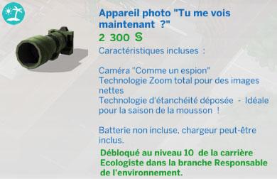 """Carrière """"Ecologiste"""""""