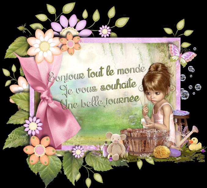 Bonjour ttes Saisons 5