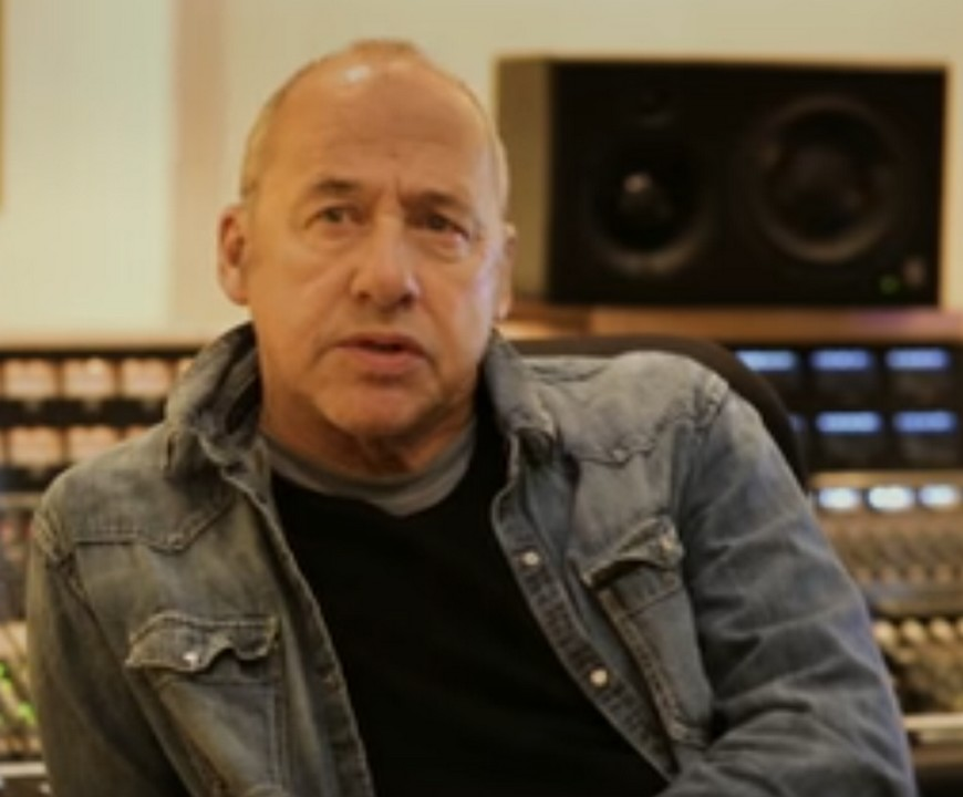 Interview de Mark Knopfler