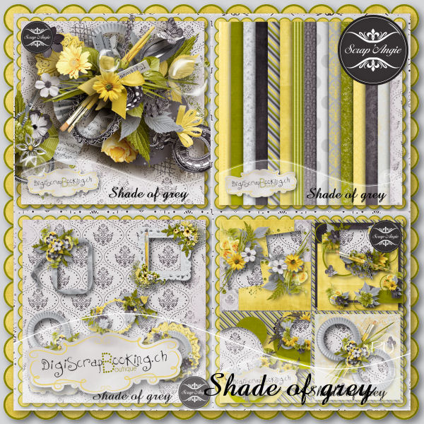 Shade of grey de Scrap'Angie