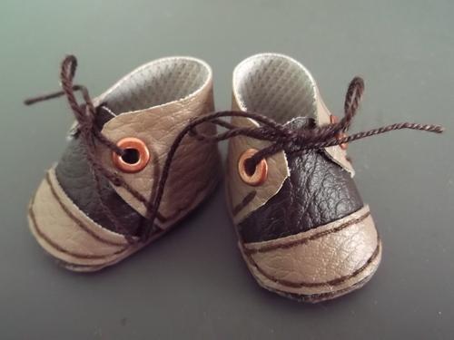 les chaussures des mini corollines