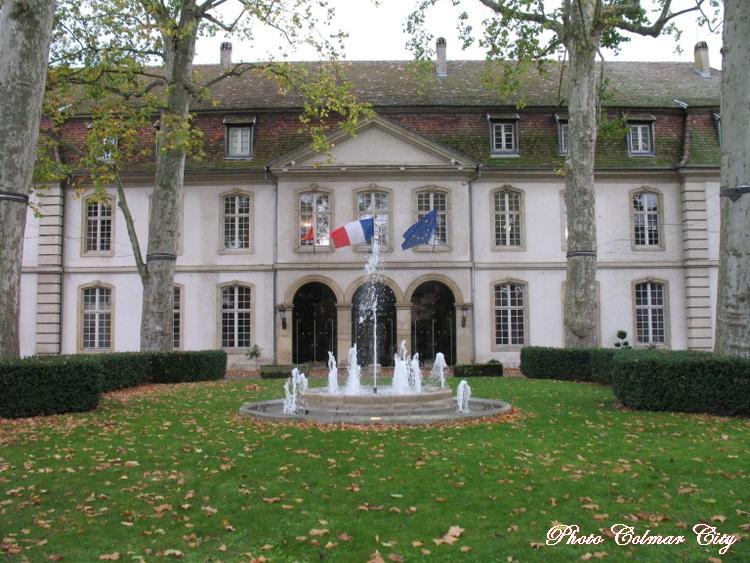 Rixheim (68) : Musée du papier peint 1/3