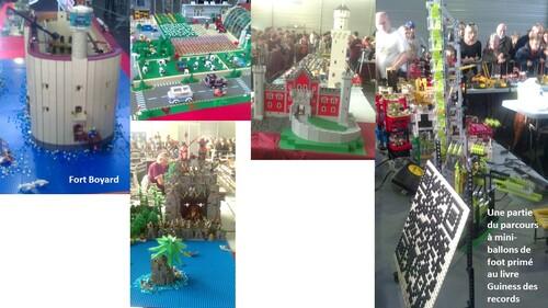 Exposition Lego 2015