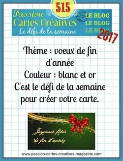 Passion Cartes Créatives#515 !