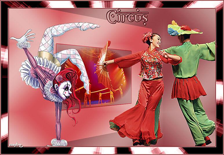 Récré du 11 novembre circus