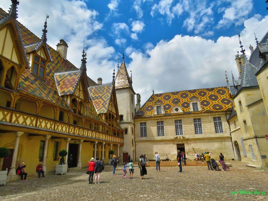 Beaune en Bourgogne -3