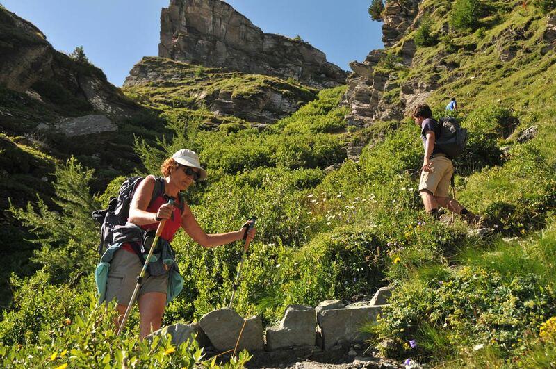 Randonnée en Italie : le mont Zerbion (2)