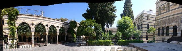 Blog de lisezmoi : Hello! Bienvenue sur mon blog!, La Syrie : Damas
