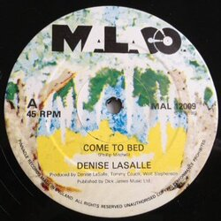 Denise Lasalle - Come To Bed