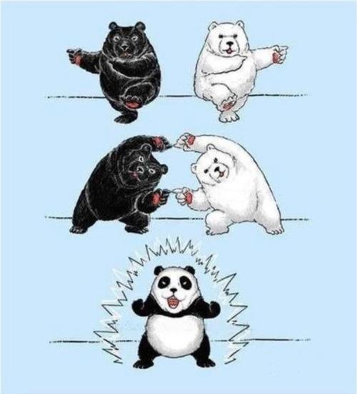 Comment fait-on les pandas ?