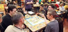 Festival du jeu du Valenciennois, à Hergnies