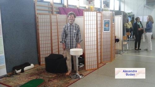 Salon bien-être Porsel 2016 - Reportage photos