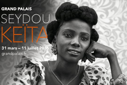 RÉTROSPECTION SEYDOU KEÏTA AU GRAND PALAIS À PARIS, UN BEL ARTICLE DE MALI ACTU