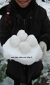 boules de neige 2012 13