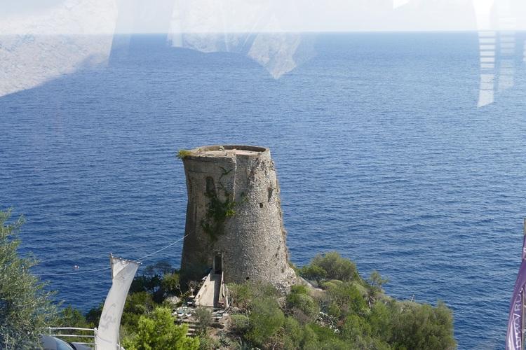 La côte Amalfitaine, suite.(croisière dans la Méditerranée) (7
