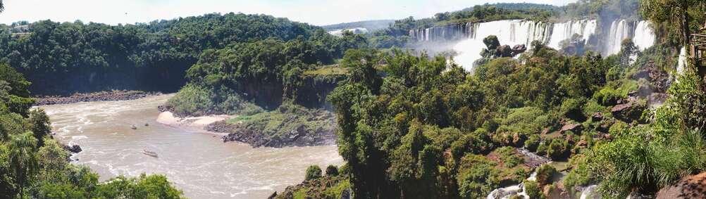Iguazu, panoramique