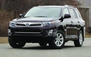 2012_Toyota_Highlander hybrid