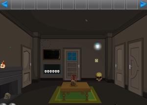 Jouer à Mystery skull house escape