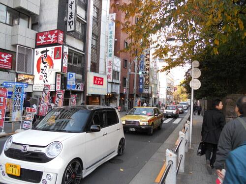 De Ueno à Akihabara