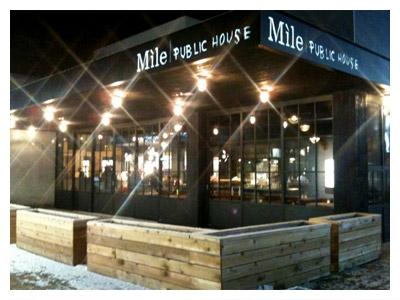 Restaurant:  restos 2013, #10: Mile Public House