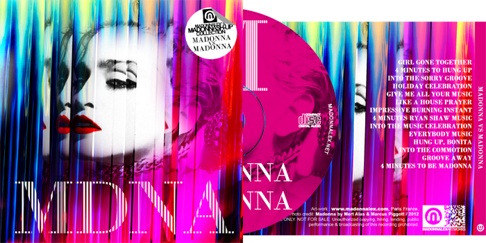 Madonna VS Madonna - Madonnash-up Vol9