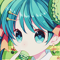 Kit 2 - Miku Macaron