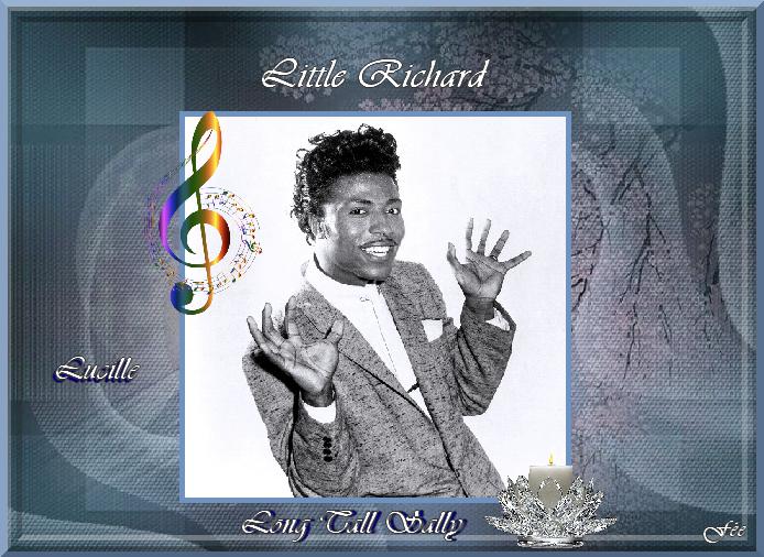 """Little Richard """"Lucille """" & Long Tall Sally &"""