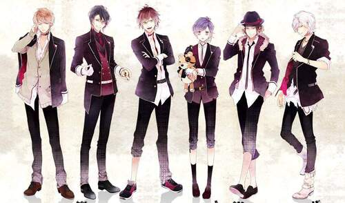 Images Diabolik lovers