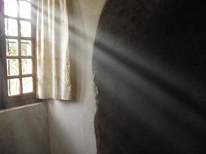 Rayon de lumière ...
