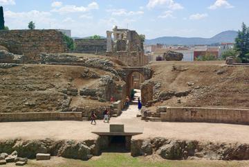 Merida - anfiteatro