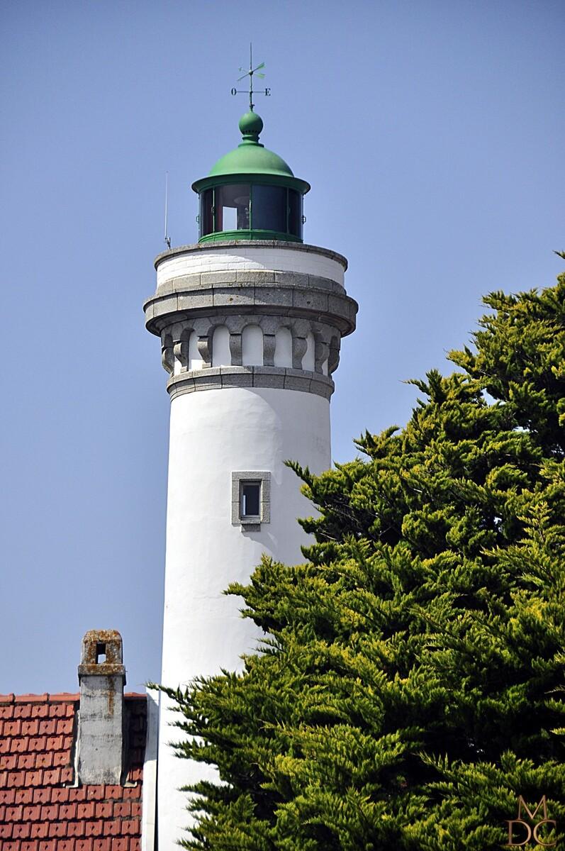 Phare de Quiberon Port Maria