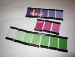 Brevets de réussite couleurs